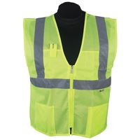 Picture of A520 - Lime High Viz Mesh Vest