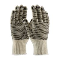 Picture of 36-110PDD - Seamless Knit Cotton / Polyester Glove with Double-Sided PVC Dot Grip - Regular Weight