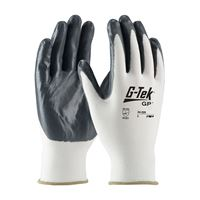 Picture of 34-225 -  G-Tek® GP™  Seamless Knit Nylon Glove with Nitrile Coated Smooth Grip on Palm & Fingers