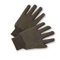 Picture of 750 - Standard Poly/Cotton Brown Jersey Gloves (one pair)