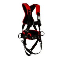 Picture of 1161205 - 3M™ Protecta® Comfort Construction Style Positioning Harness, Black, Medium/Large